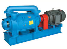 2SK Single Stage Liquid Ring Vacuum Pump