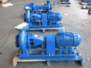 Top-flo Single Stage End Suction Booster Process Pump