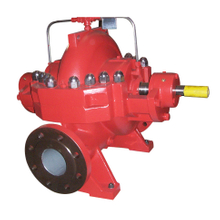 XBC-S Horizontal Split Casing Fire Fighting Pump