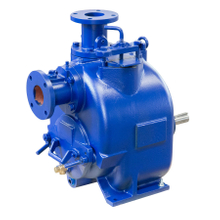 T-3 Self-priming Trash Pump